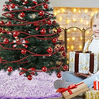 Happyyami-Weihnachtsbaum-Rock-Weihnachtsbaum-Abdeckung-Urlaub-Baum-bodenmatte-Weihnachtsfeier-Dekorationen