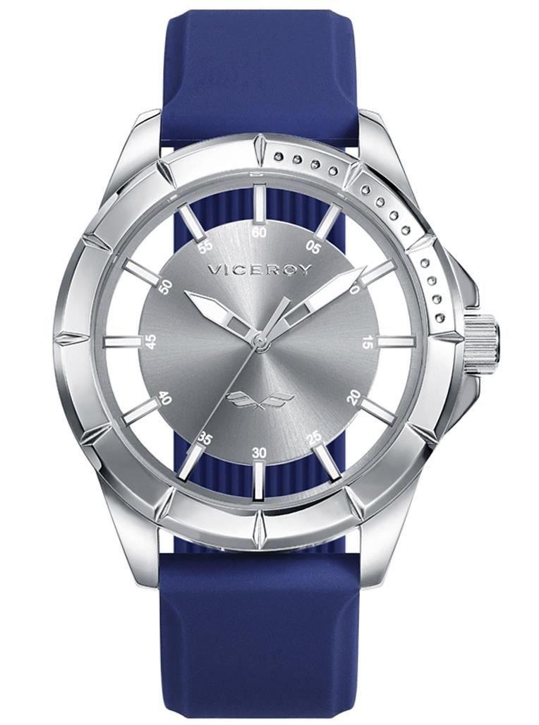 Armband-VICEROY-A-Flaggen-Silikon-Kaki