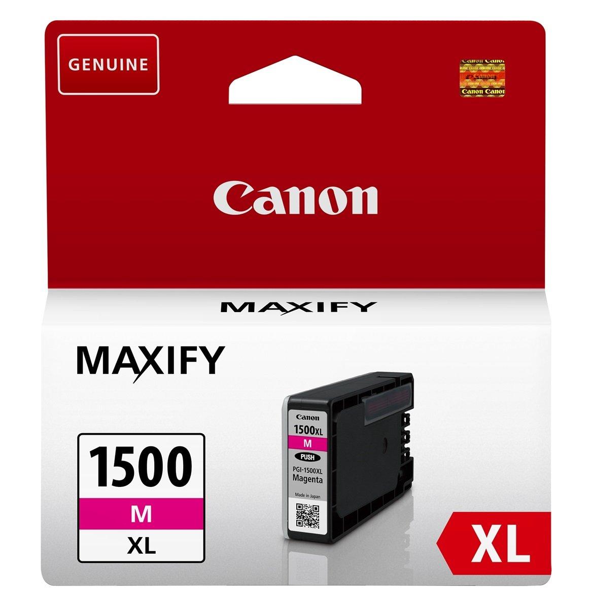 Canon-4549292003772-Druckerpatrone-PGI-1500XL-BK