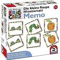 Schmidt-Spiele-40455-Die-kleine-Raupe-Nimmersatt-Memo