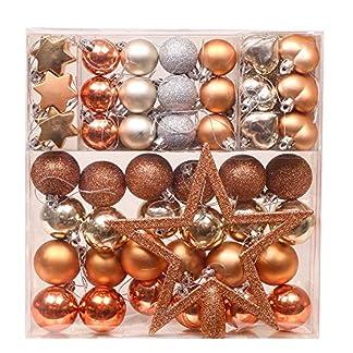 Valery-Madelyn-Weihnachtskugeln-60-TLG-Kunststoff-Chrisbaumkugeln-Weihnachtsbaumschmuck-Set-mit-Weihnachtsbaumspitze-und-Aufhnger-Dekoration-MEHRWEG-Verpackung