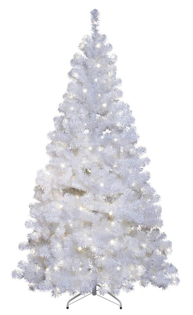 LED-Weihnachtsbaum-Ottawa-Prelit-Tree-weiss-beleuchtet