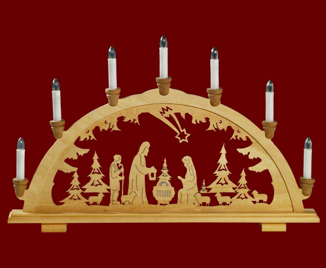 yanka-style-Schwibbogen-Lichterbogen-Leuchter-Krippe-traditionelles-Motiv-7flammig-Weihnachten-Advent-Geschenk-Dekoration-83140