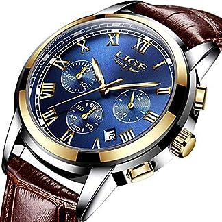 Armbanduhr-Edelstahl-wasserdicht-analog-Quarz-Militr-modisch-lssig-Herren-automatischer-Kalender-Business-Kleid