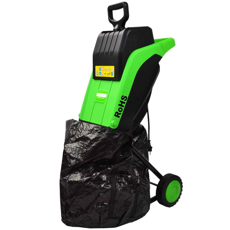 Elektro-Garten-Hcksler-Messerhcksler-Holz-Schredder-2500W-Aststrke-bis-45mmROZ-G77