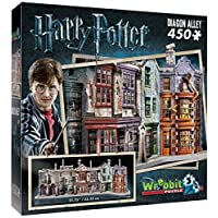 Harry-Potter-Winkelgasse-Puzzle