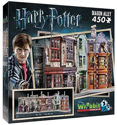 Harry-Potter-Winkelgasse-Puzzle