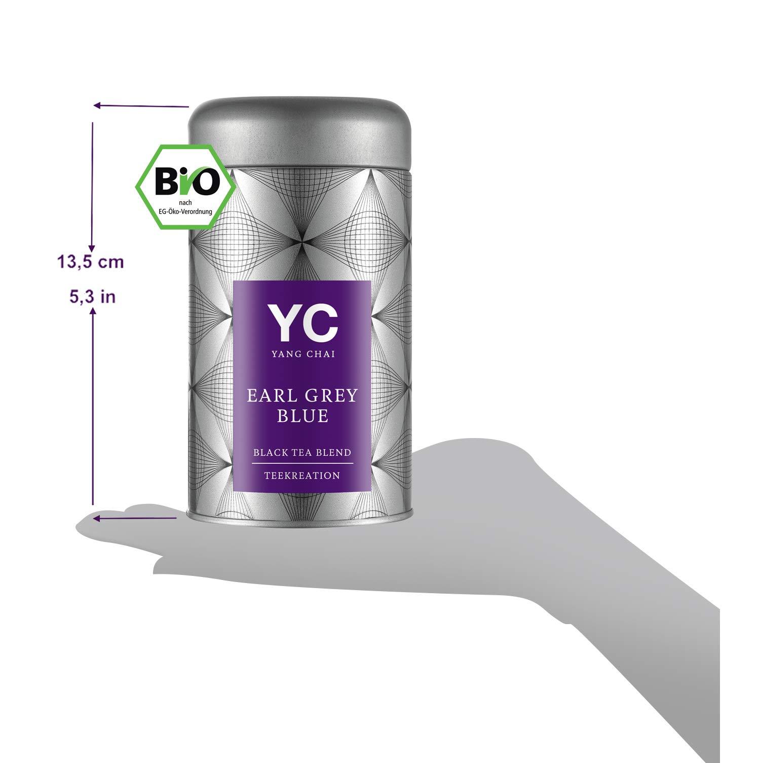 Yang-Chai-Bio-Earl-Grey-Blue-Tee-in-Premium-Qualitt-hochwertiger-Schwarztee-mit-Bergamotte-lose–das-ideale-Tee-Geschenk-fr-Teeliebhaber-in-stabiler-Teedose