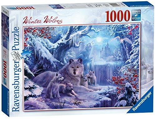 Ravensburger-Winter-Wlfe-Puzzle-1000-Teile