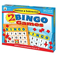 Addition-Subtraction-Bingo