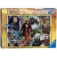 Ravensburger-14229-Der-kleine-Hobbit-Puzzle-500-Teile