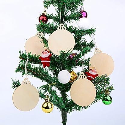 20-Stcke-Holz-Runde-Kugel-Leere-Hngende-Holzstcke-Weihnachtsbaum-Anhnger-Ornamente-fr-Urlaub-Dekoration-und-Diy-Handwerk-Herstellung
