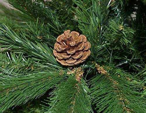180-cm-knstlicher-Weihnachtsbaum-3-in-1-mit-100-Mikro-LED-Lichterkette-und-Tannenzapfen-Tannenbaum-Kunstbaum-Christbaum-Baum-Weihnachten-Xmas