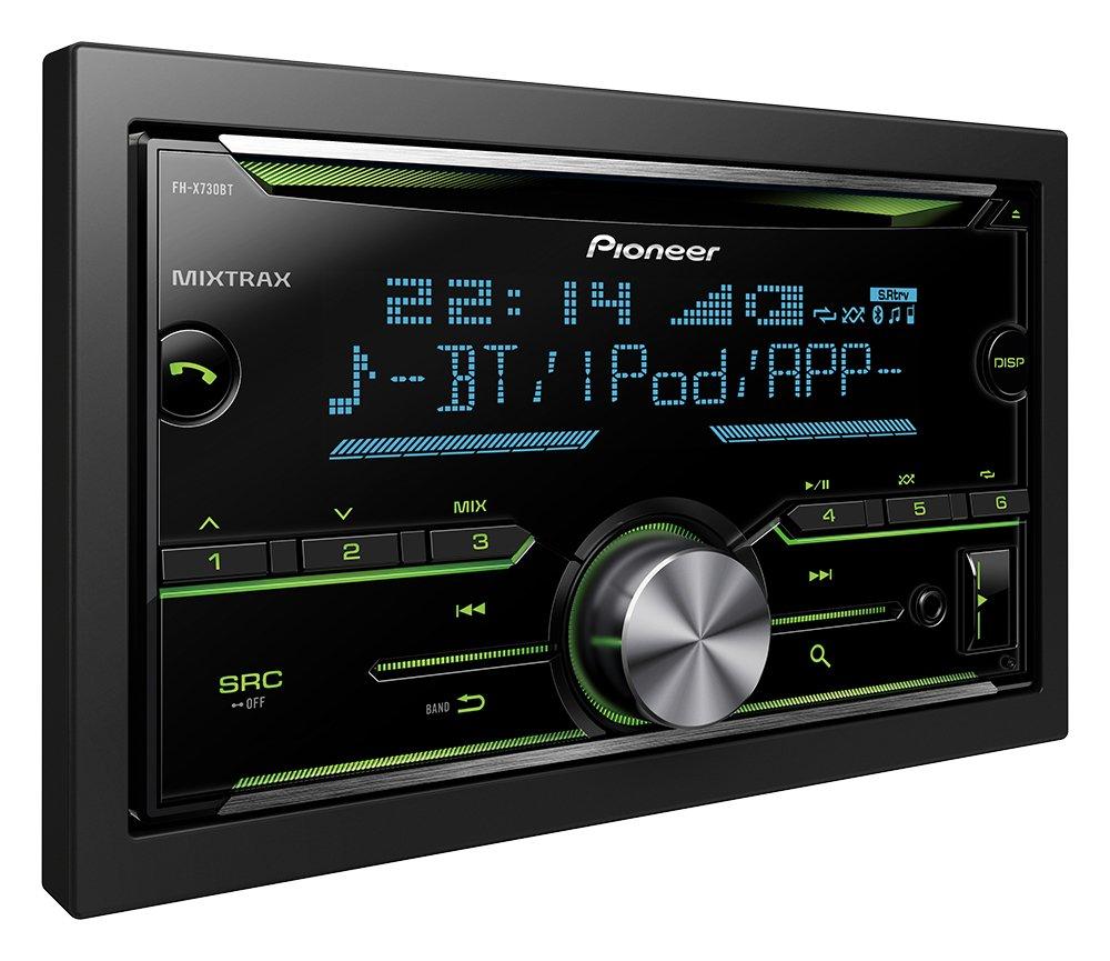 Pioneer-FH-X730BT-Autoradio-mit-CD-und-Bluetooth-2DIN-schwarz