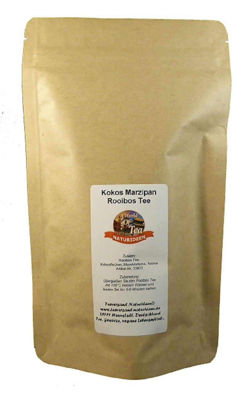 Kokos-Marzipan-Rooibos-Tee-Naturideen-100g