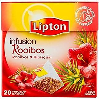 4x-20-Lipton-Rotbuschtee-Rooibos-mit-Hibiskusblten