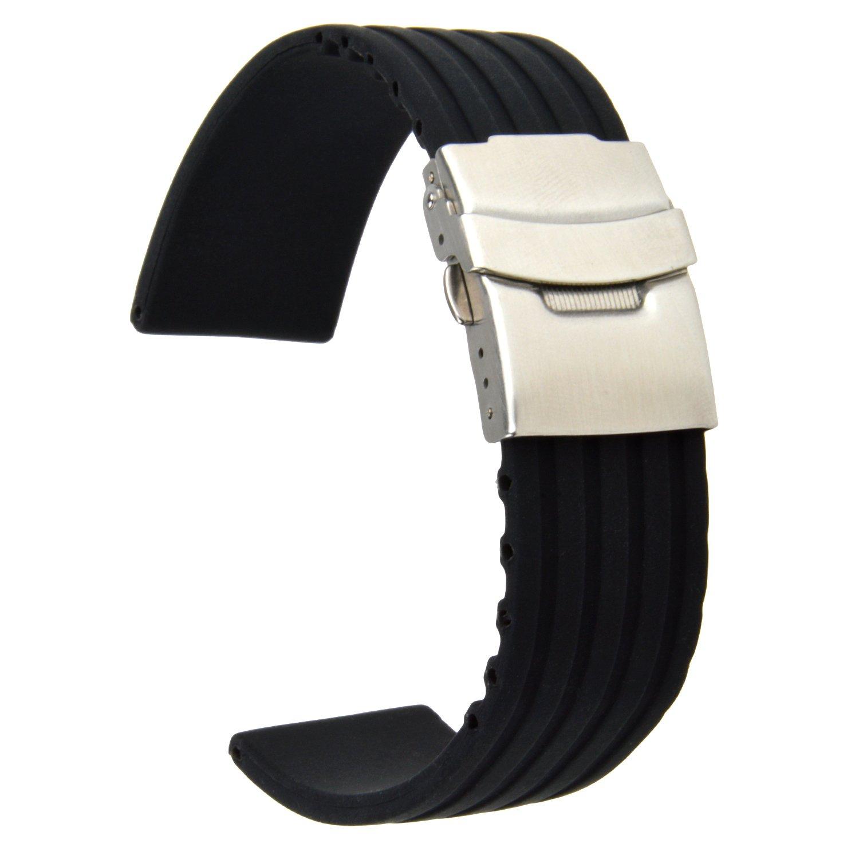Neuftech-P-Silikon-Uhrarmband