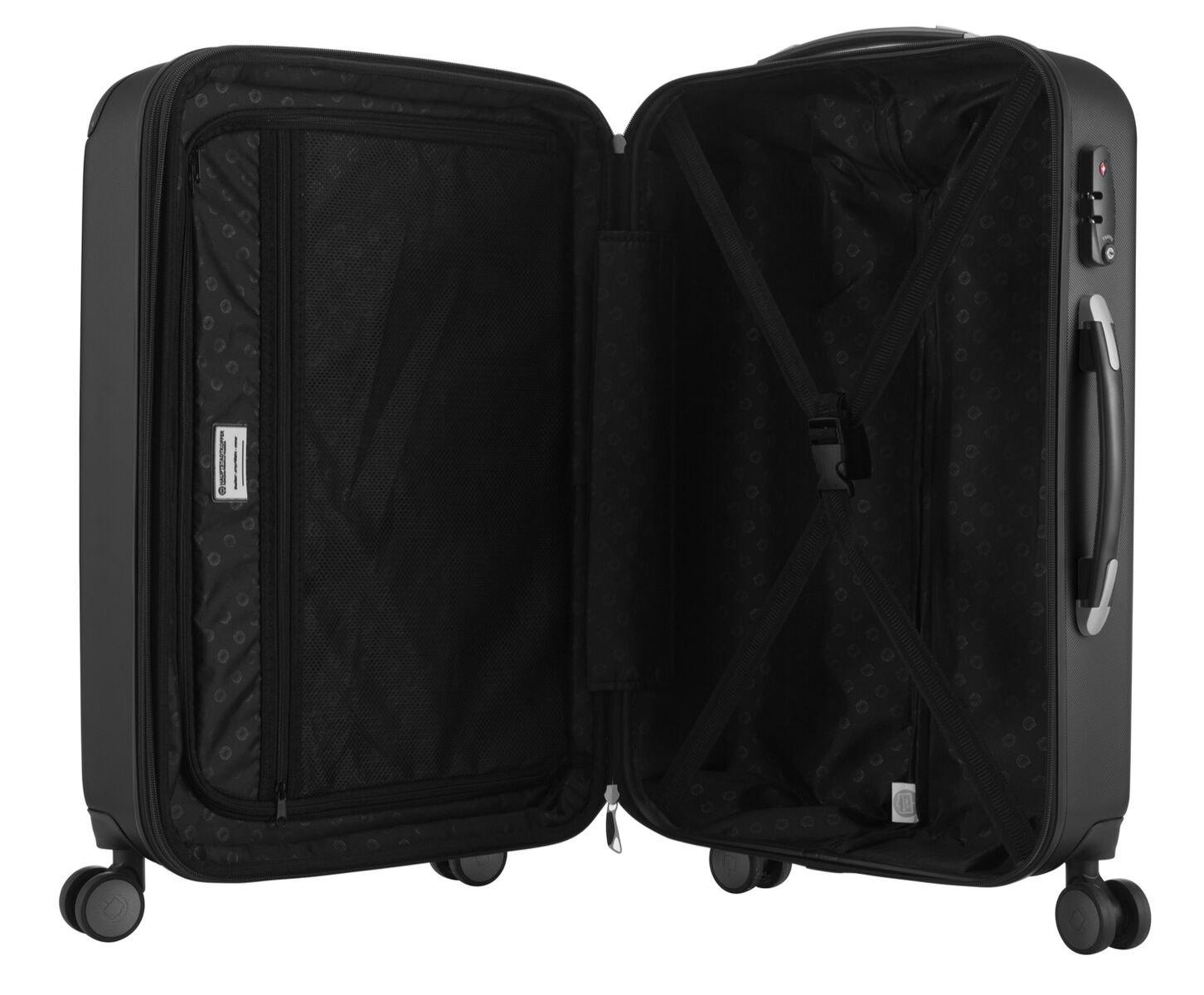 Hauptstadtkoffer-3er-Set-Hartschale-Koffer-Trolley-Serie-Spree-schwarz-matt-20-Reisegutschein