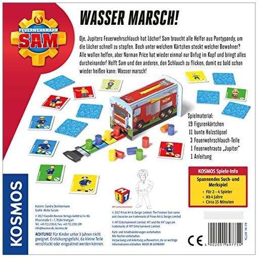 KOSMOS-697754-Feuerwehrmann-Sam-Wasser-Marsch