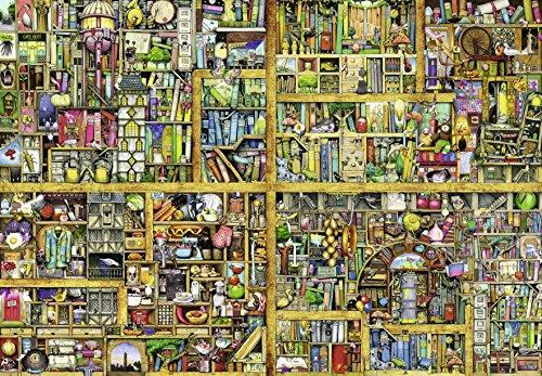 Ravensburger-17825-Colin-Thompson-Magisches-Bcherregal-18000-Teile-Puzzle