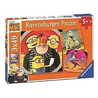Ravensburger-08016-Abenteuer-mit-den-Minions-Kinderpuzzle