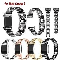 Fitbit-Charge-2-Armband-iHee-2017-Neue-Mode-Vertraglicher-Design-Stil-Edelstahl-Uhren-Armband-Armband-fr-Fitbit-charge-2