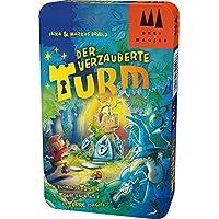 Schmidt-Spiele-Drei-Magier-Spiele-51400-Verzauberte-Turm-in-Metalldose-Reisespiel