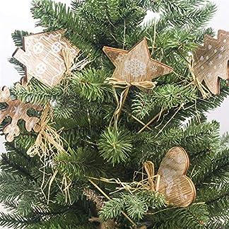 Wapern-5-STCKE-Weihnachten-Holz-Hngen-Anhnger-Holz-Weihnachten-Haus-Baum-Sternform-Anhnger-Weihnachtsbaum-Ornament-Weihnachtsfeier-Dekoration-Very-Well