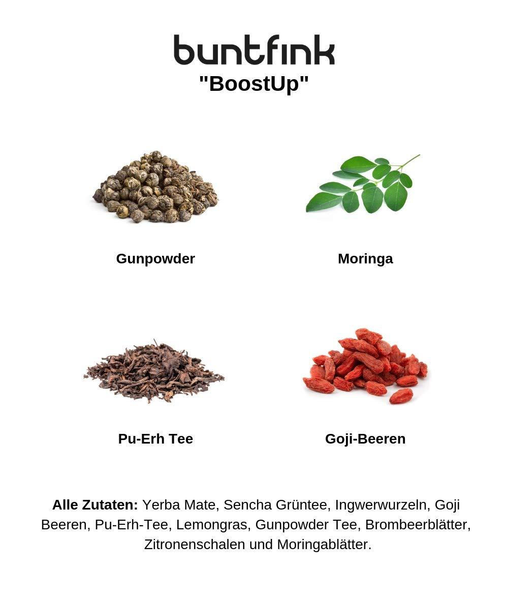 BoostUp-Morgen-Tee-mit-Koffein-Teein-Yerba-Mate-Sencha-Grntee-Goji-Moringa-100-natrlicher-Krutertee-aus-Deutschland-60g-loser-Tee