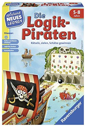 Ravensburger-24969-Die-Logik-Piraten-Lernspiel