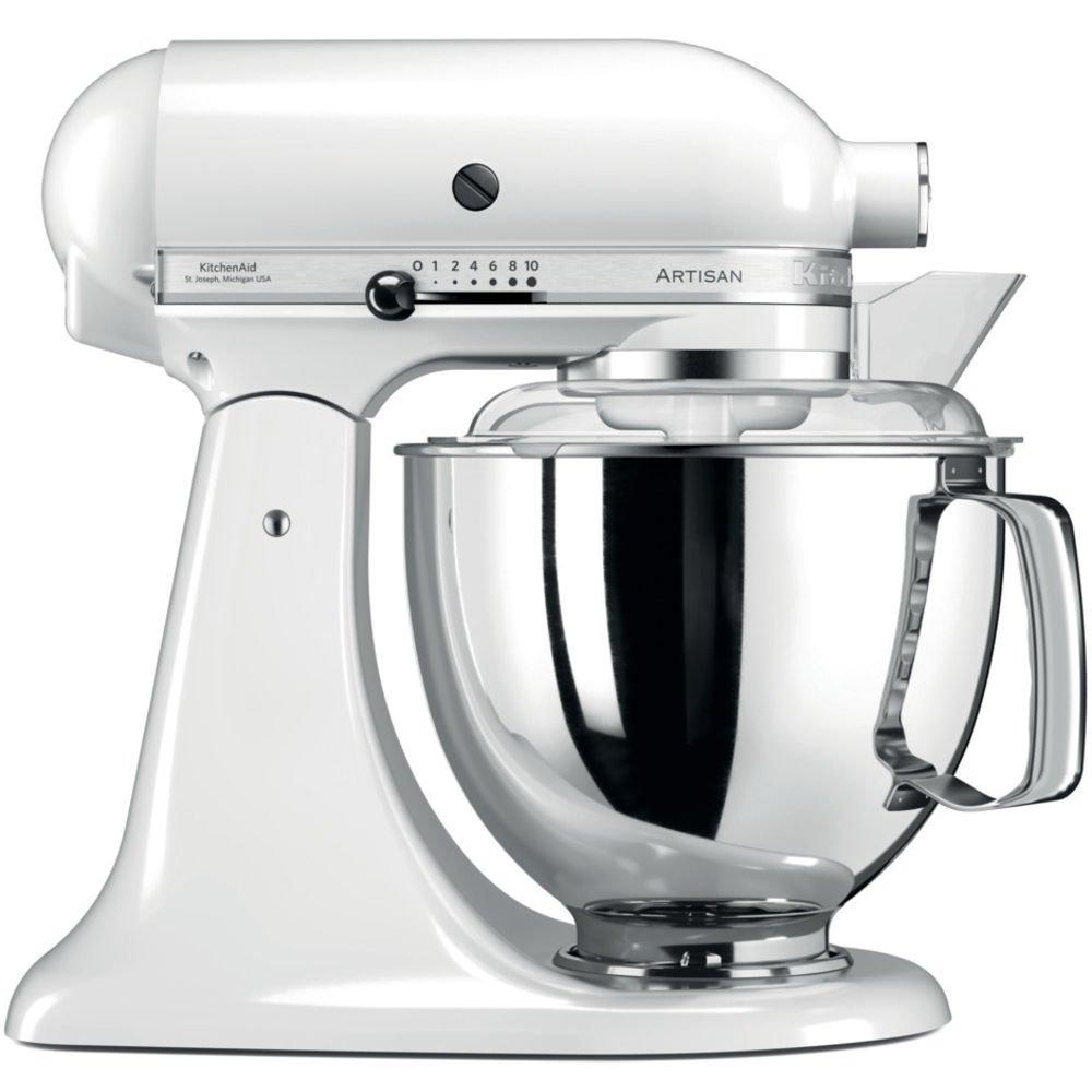 KitchenAid-Kchenmaschine-Artisan-48L-Wei