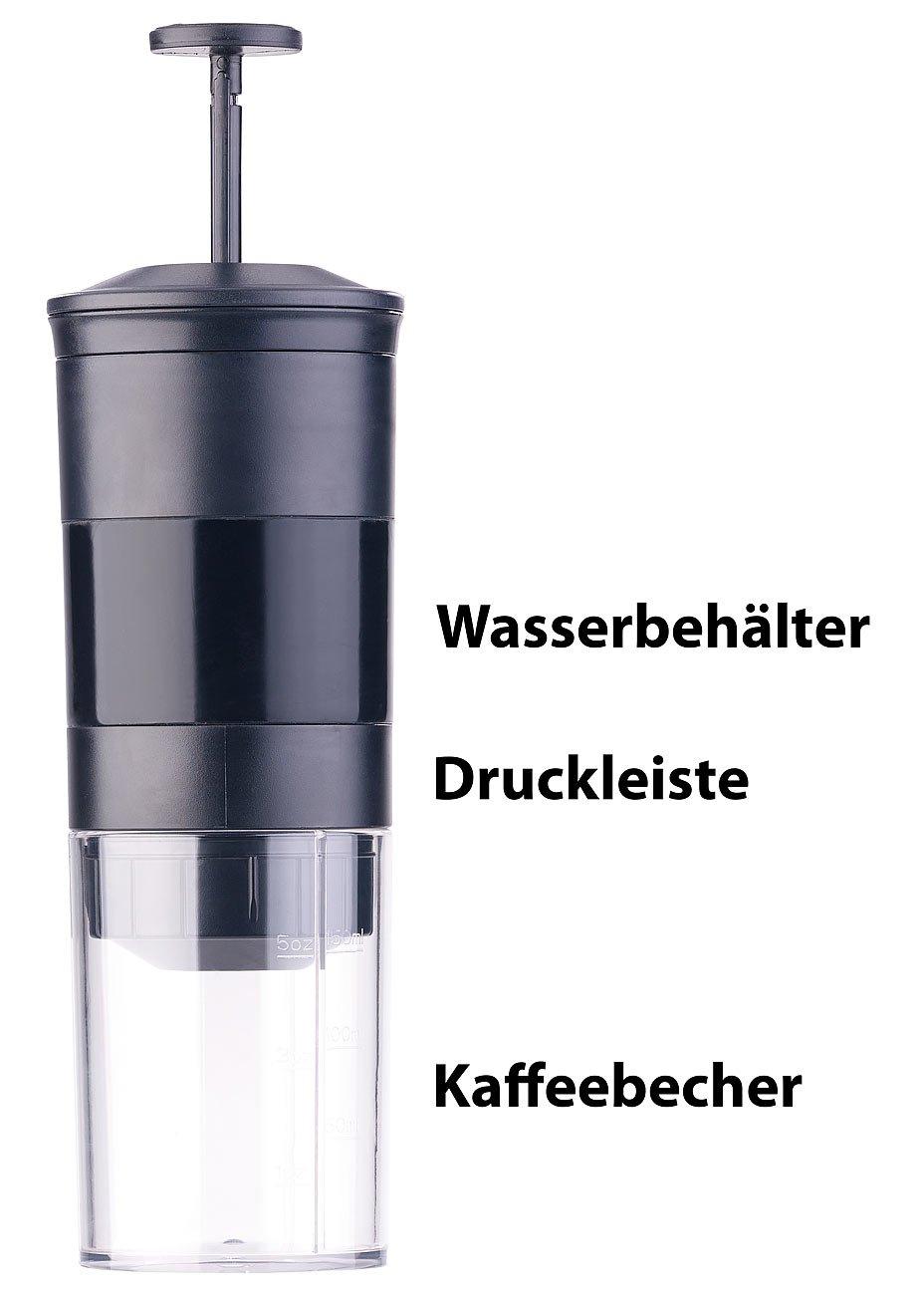 Rosenstein-Shne-Kaffemaschine-Manuelle-Kaffee-und-Espressomaschine-mit-Kaffeekapsel-Adapter-16-bar-Manuelle-Espresso-Maschinen