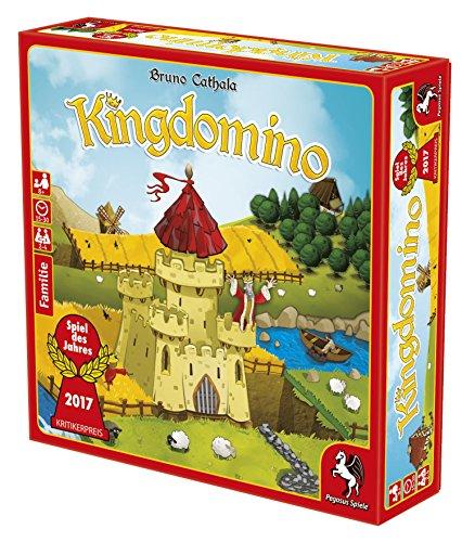 Pegasus-Spiele-57104G-Kingdomino-Spiel-des-Jahres-2017