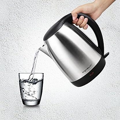 Aigostar-Knight-30IGP-Wasserkocher-Edelstahl-2200-Watt-Kapazitt-17-Liter-BPA-frei-Exklusives-Design