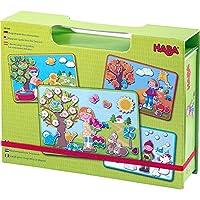Haba-Magnetspiel-Box-Jahreszeiten