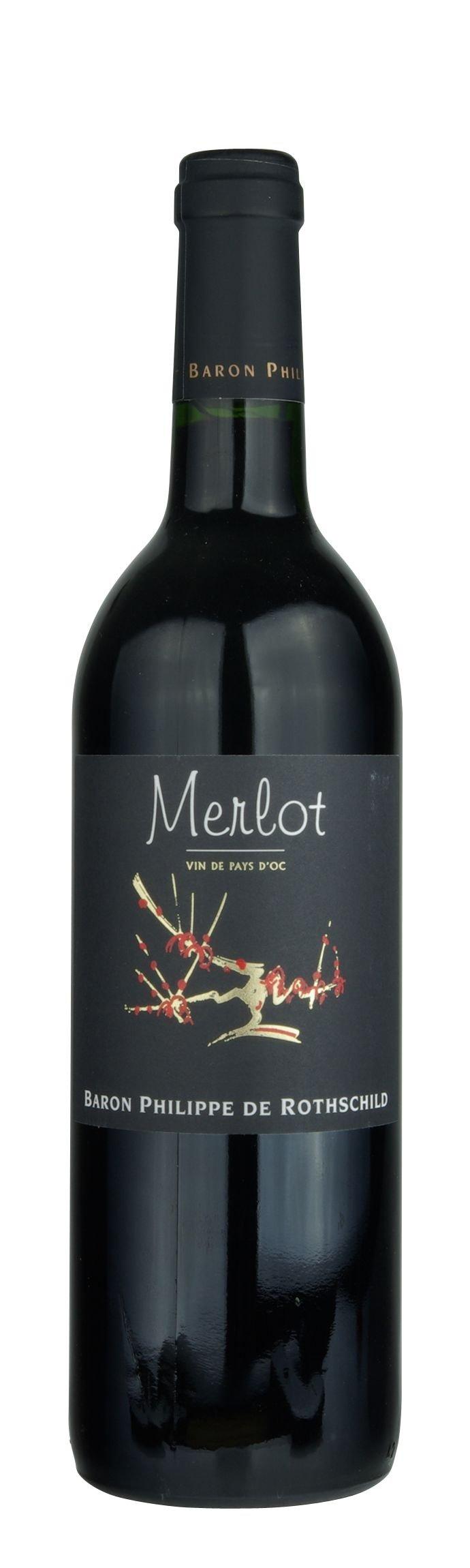 Les-Cepages-2017-Merlot-Pays-d-Oc-Rotwein-trocken-Baron-Philippe-de-Rothschild-075-L