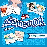 Assimemor-Body-Clothes-Das-kinderleichte-Englisch-Gedchtnisspiel-von-ASSiMiL