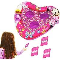 Unbekannt-Wurfspiel-Minnie-Mouse-fr-Draussen-Drinnen-aufblasbar-Bean-Bag-Kugeln-Ballspiel-Blle-fr-Kinder-Mdchen-Maus-Playhouse-Mickey-Part