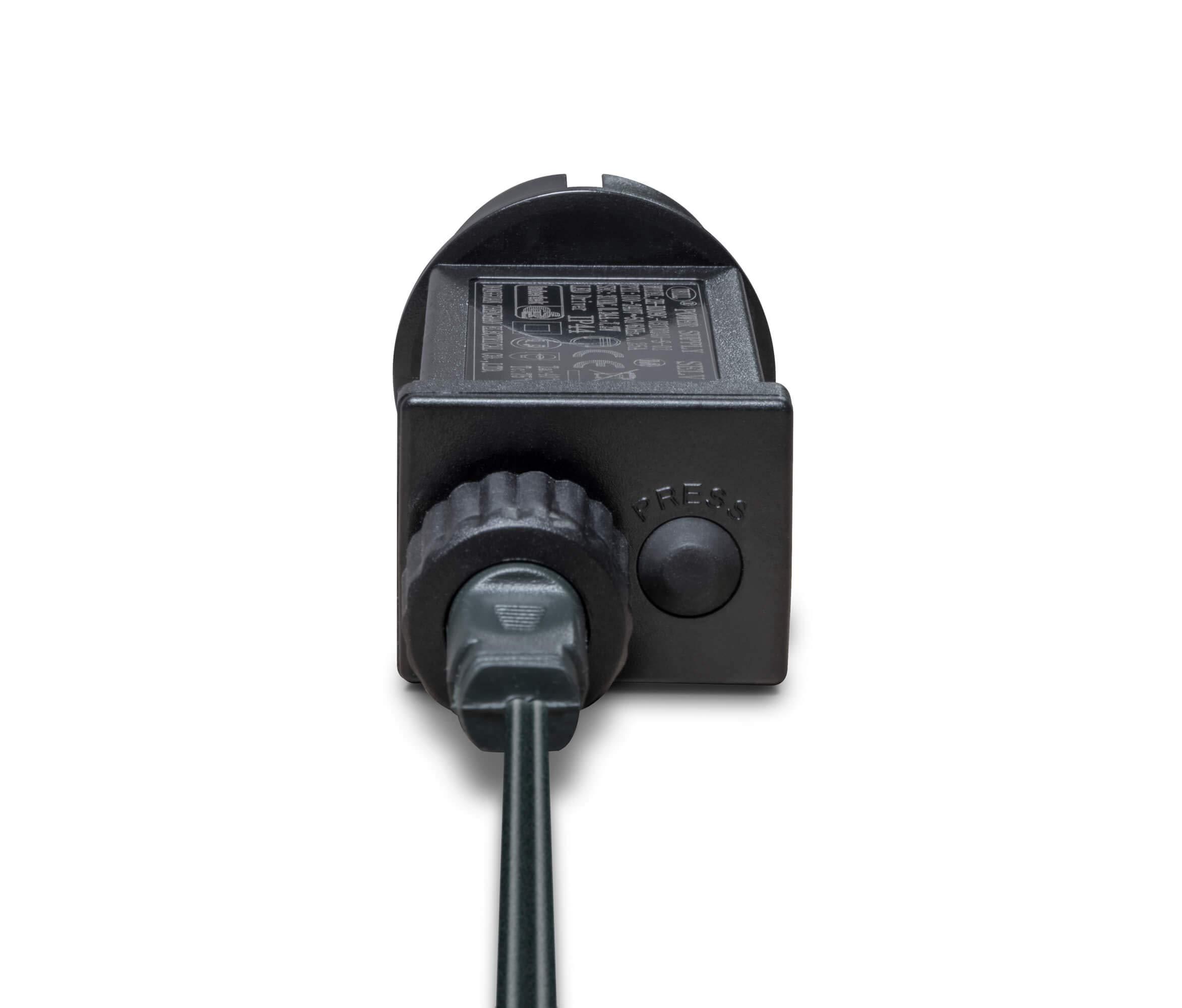LED-Universum-WBLRGB1065-LED-Lichterkette-RGB-mit-100-LEDs-Lnge-10-Meter-Stimmungsbeleuchtung-spritzwassergeschtzt-fr-innen-und-auen-Weihnachten-Feier-Wohnzimmer-Garten-Terasse