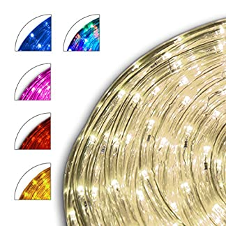 Nipach-GmbH-Lichterschlauch-20m-Lichterkette-Weihnachtsbeleuchtung-Xmas
