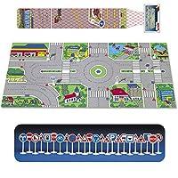 Unbekannt-Spielteppich-Schaumstoff-mit-Verkehrsschildern-124-x-60cm-124X60-Spielteppich-Autoteppich-Verkehrsteppich-Spiel-Strae-Teppich-Spielzeug