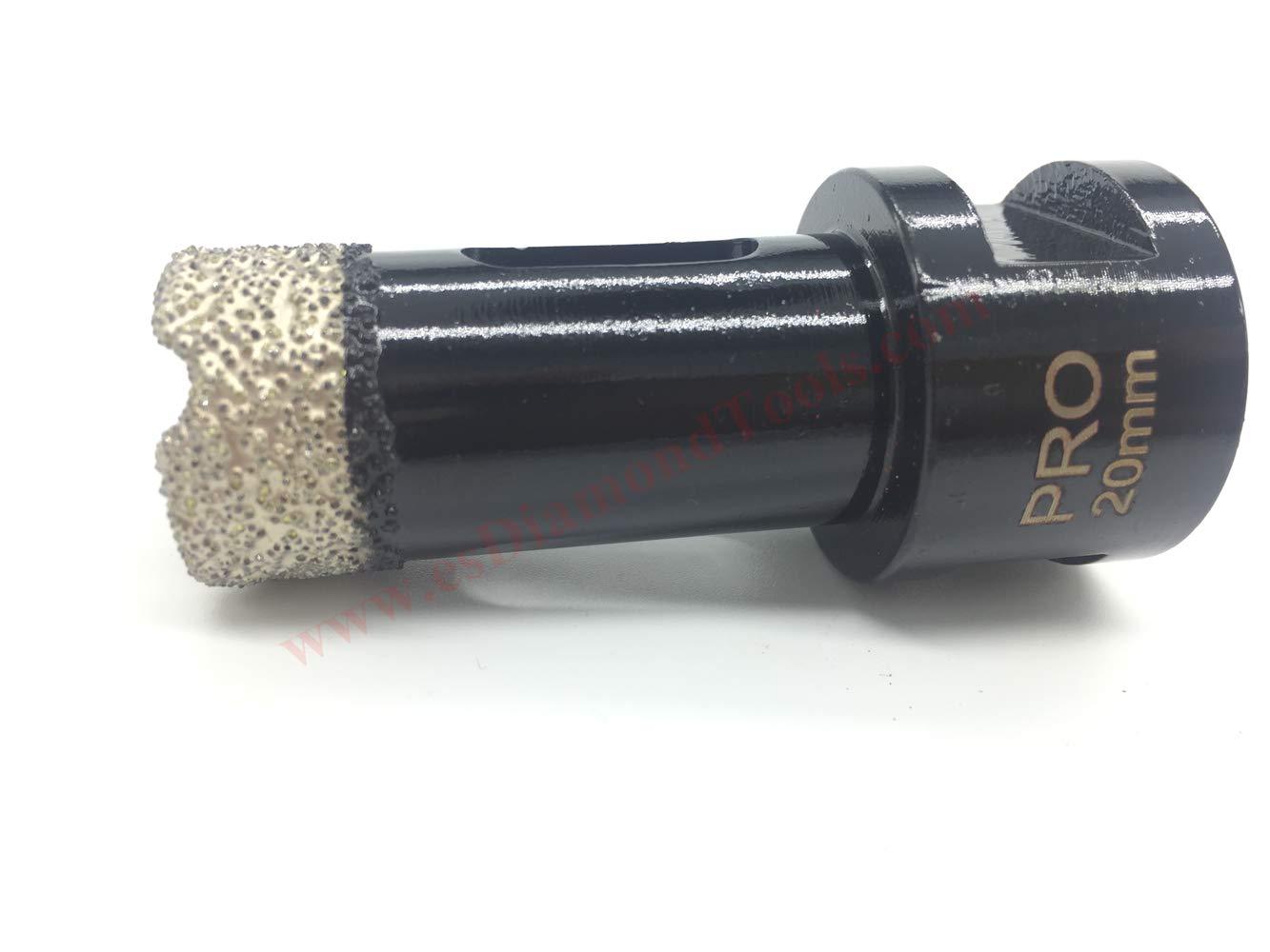 EASTAR-Trockenbohrkronen-fr-Winkelschleifer-Trockenbohren-in-Porzellan-Keramik-Fliesen-Granit-Marmor-kein-Wasser-ntig-Fr-Winkelschleifer-M14