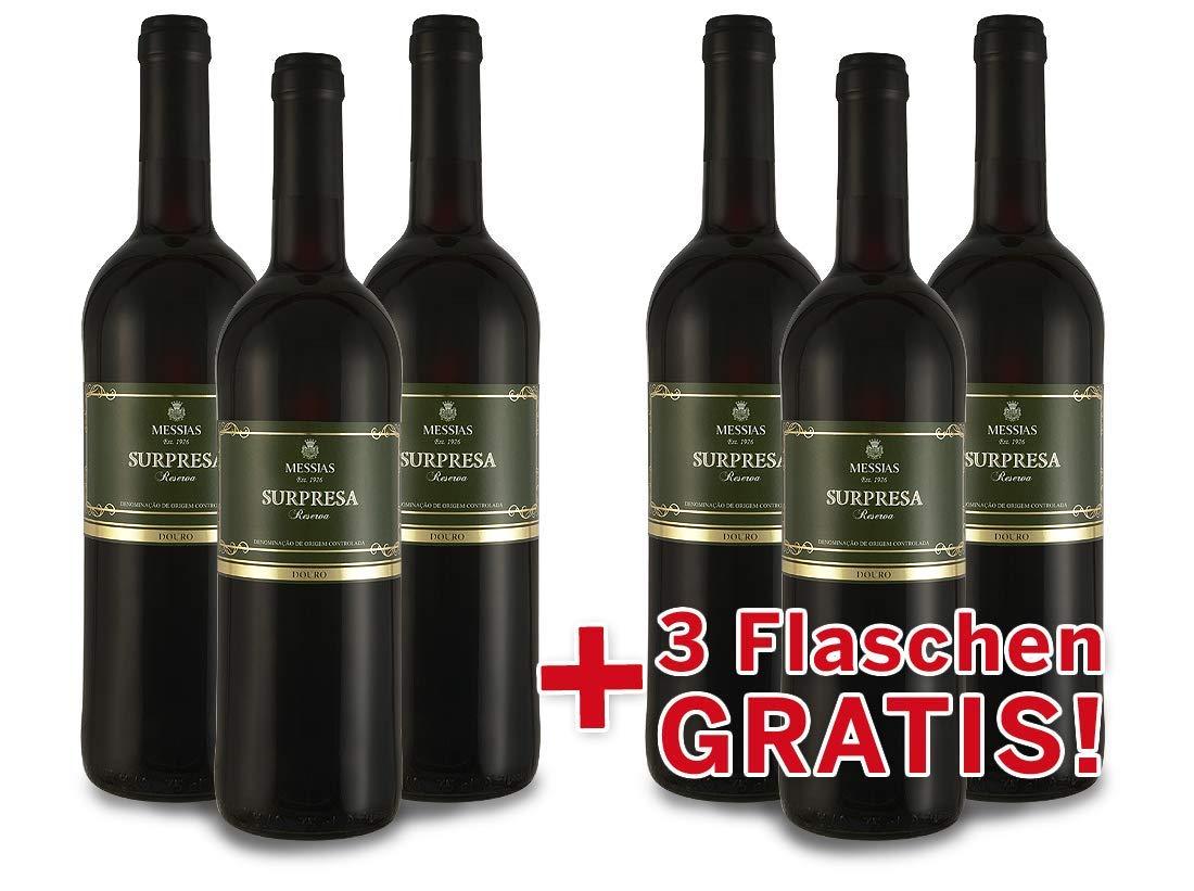Vorteilspaket-6-fr-3-Messias-Surpresa-Reserva-Douro
