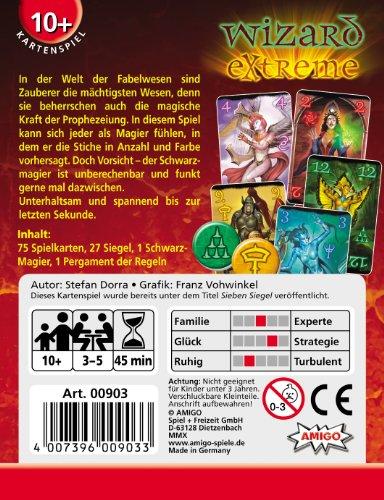 Amigo-00903-Wizard-Extreme-Kartenspiel