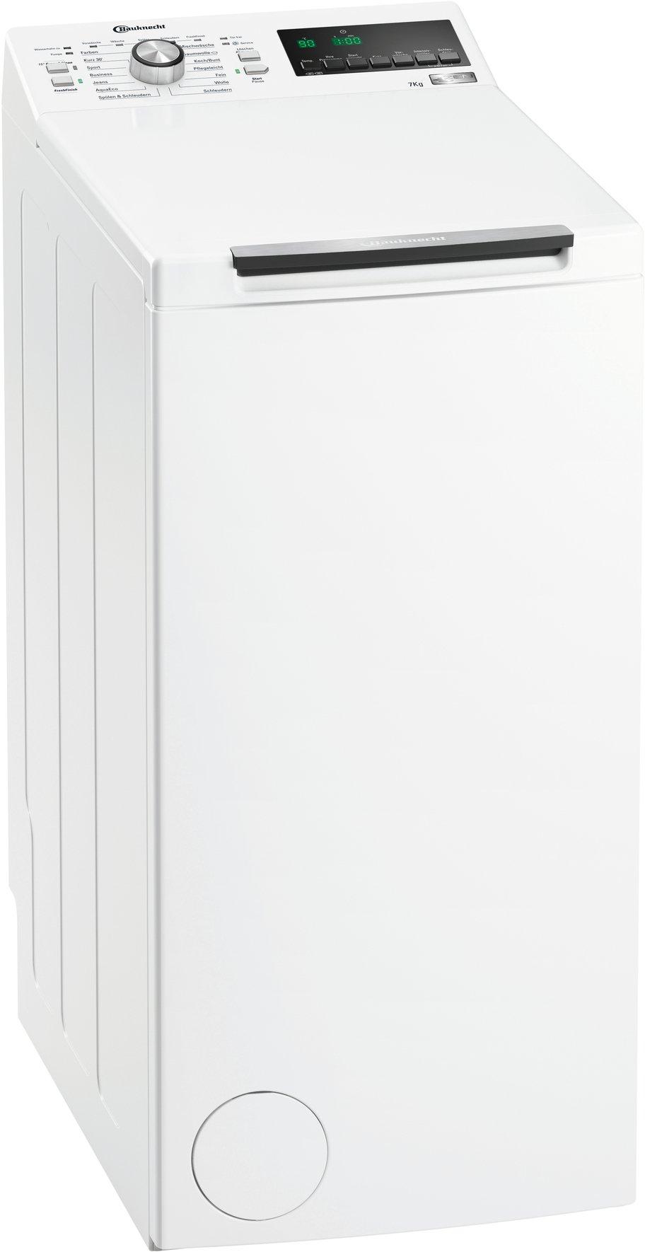 Bauknecht-WMT-Style-722-ZEN-Waschmaschine-TLA-174-kWhJahr-1200-UpM-7-kgextrem-leise-mit-48-dbDirektantriebwei