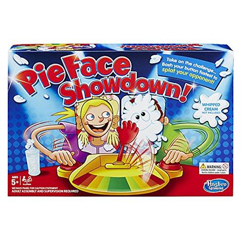 HASBRO-Pie-Face-Showdown-Gesellschaftsspiel-Partyspiel-Familien-Kinder-Spiel-NEU