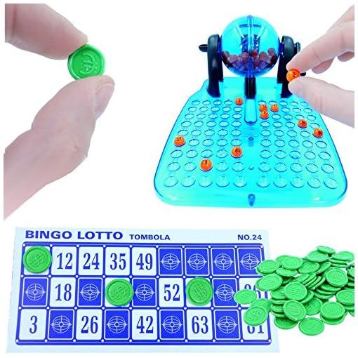 German-Trendseller-Bingo-Spiel-NEU–Komplett-Set-mit-Bingotrommel–Lotto–Glcksspiel–Party-Spiel