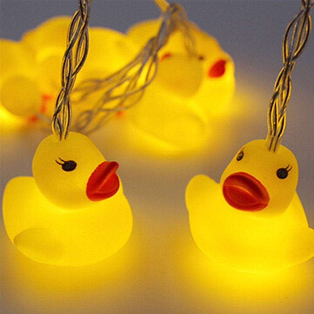 15-Meter-Batterie-Powered-Cute-Animal-Duck-Form-10-LED-Lichterkette-Lichterkette-fr-Halloween-Weihnachten-Thanksgiving-Home-Party-Kinder-Kids-Schlafzimmer-Dekoration