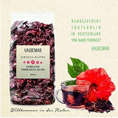 Hibiskus-Blten-500ml-Premium-Qualitt-sortenrein-und-100-Zusatzfre-herrliche-Farbe-und-Duft