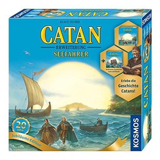 KOSMOS-692896-Catan-Seefahrer-Jubilums-Edition-Strategiespiel